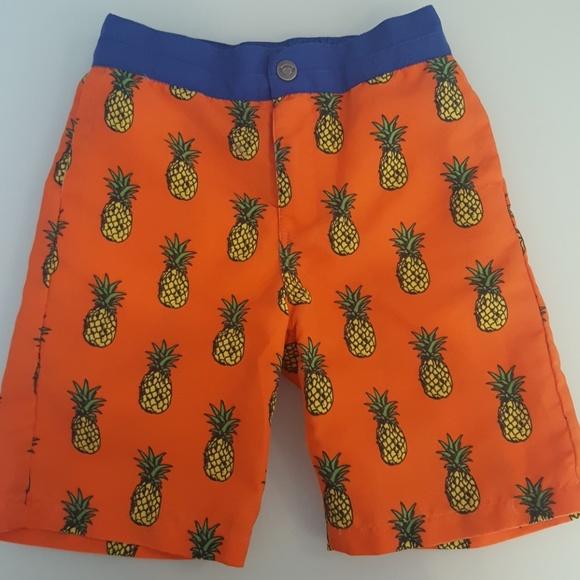 12808531bdbcb Appaman Other - Appaman boys pineapple swim trunks